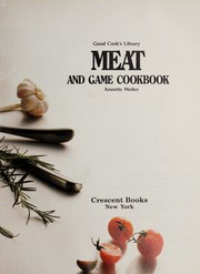 Cover of: Meat and Game Cookbook | RH Value Publishing