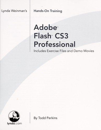 Adobe Flash CS3 Professional by Todd Perkins