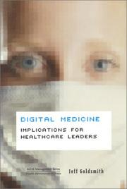 Cover of: Digital Medicine