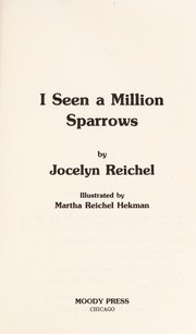 Cover of: I seen a million sparrows