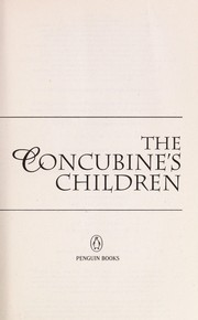 Cover of: The concubine