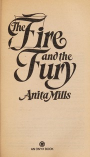 Cover of: The Fire and the Fury | Anita Mills