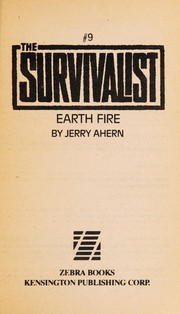 Cover of: Earth fire | Jerry Ahern