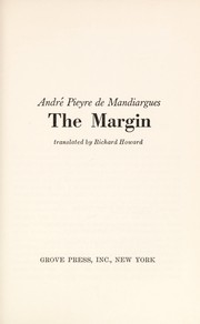 Cover of: The margin