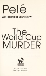 Cover of: The World Cup murder