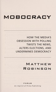 Cover of: Mobocracy