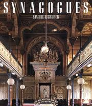 Cover of: Synagogues | Samuel D. Gruber