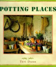 Cover of: Potting Places | Teri Dunn
