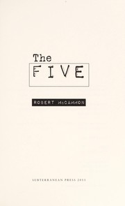 Cover of: The five