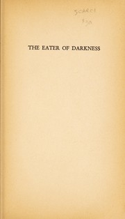 Cover of: The eater of darkness