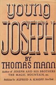Cover of: Young Joseph