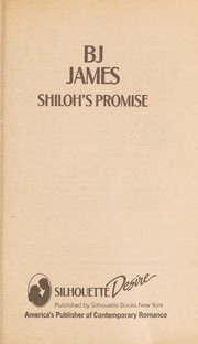 Cover of: Shiloh'S Promise
