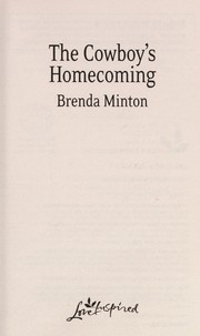 Cover of: The cowboy's homecoming