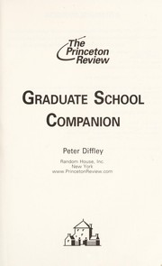 Cover of: Graduate school companion | Peter Diffley