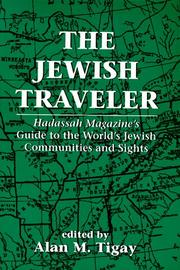 Cover of: The Jewish Traveler