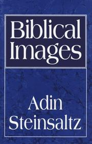 Cover of: Biblical images