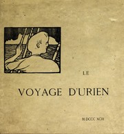 Cover of: Le voyage d'Urien