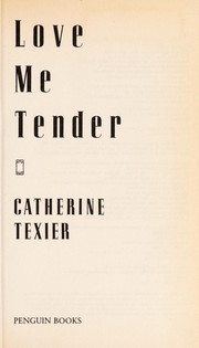 Cover of: Love me tender