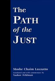 Cover of: The path of the just