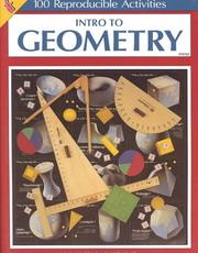 Cover of: Intro to Geometry