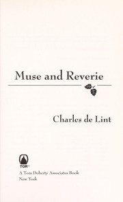 Cover of: Muse and reverie