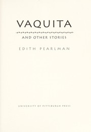 Cover of: Vaquita and other stories