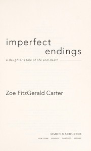 Cover of: Imperfect endings