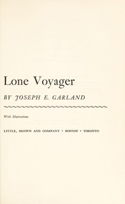 Cover of: Lone Voyager