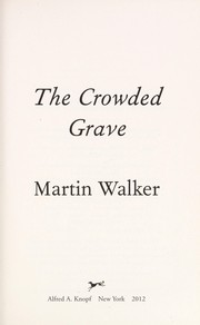 Cover of: The crowded grave