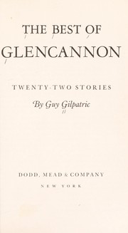 Cover of: The best of Glencannon: twenty-two stories.