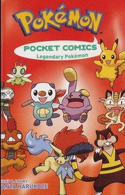 Pokémon pocket comics