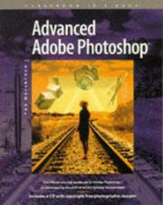 Cover of: Advanced Adobe Photoshop. |