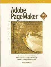 Cover of: Adobe Pagemaker For Windows 95