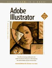 Cover of: Adobe Illustrator for Macintosh | Adobe Systems Inc.