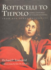 Cover of: Botticelli to Tiepolo | Bob Jones University.