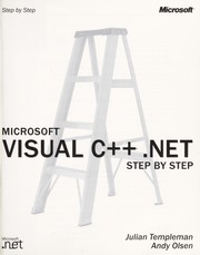 Cover of: Microsoft Visual C[plus plus].NET step by step