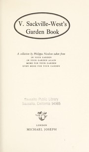 V. Sackville-Wests Garden book