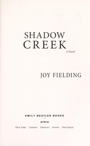 Cover of: Shadow Creek