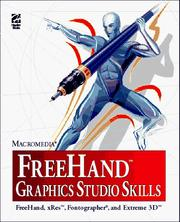 Cover of: FreeHand graphics studio skills