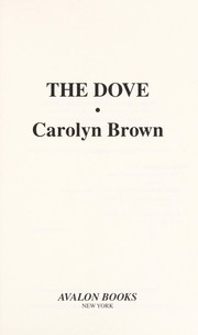 Cover of: The Dove