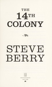 Cover of: The 14th colony
