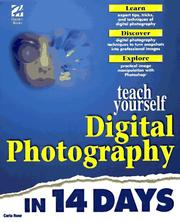 Cover of: Teach Yourself Digital Photography in 14 Days