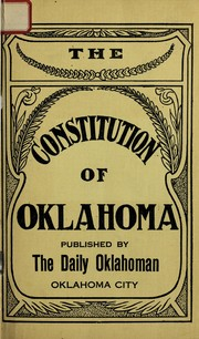 The constitution of Oklahoma.