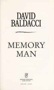 Cover of: Memory man