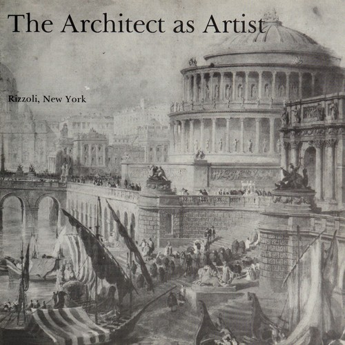 Architect As Artist by Rizzoli