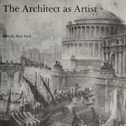Cover of: Architect As Artist | Rizzoli
