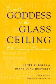 Cover of: From the Goddess to the Glass Ceiling