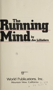 Cover of: The running mind