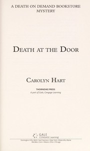 Cover of: Death at the Door