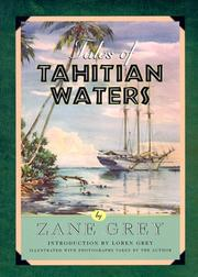 Cover of: Tales of Tahitian Waters